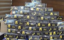 AP: Police seizes cigarettes worth Rs 10 lakh being sold illegal