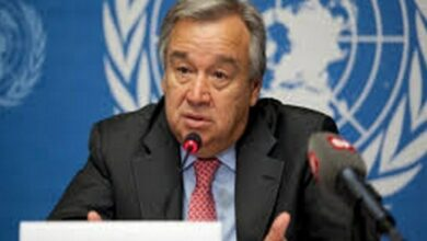 Photo of UN chief condemns bomb attack on wedding ceremony in Kabul