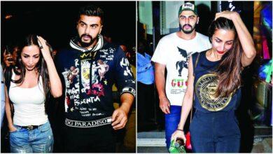 Photo of Arjun turns 'jealous' of Malaika