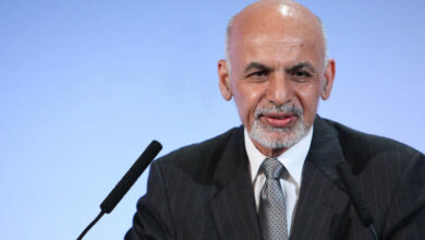 Photo of The fate of imprisoned govt forces must be clarified: Ghani
