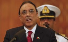 Court rejects plea seeking Zardari's transfer to hospital