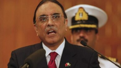 Photo of Zardari shifted to Adiala Jail on 3-day judicial remand