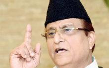 Case against Azam Khan's son for encroaching upon govt land