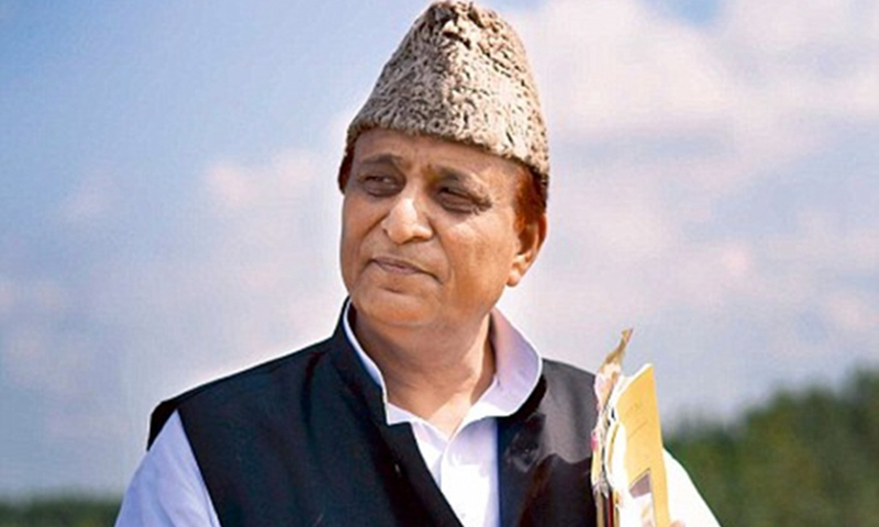 Azam Khan reacts to Pragya Thakur's comment in Parliament