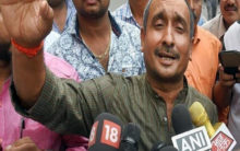 Kuldeep Singh Sengar charged with murder of victim's father