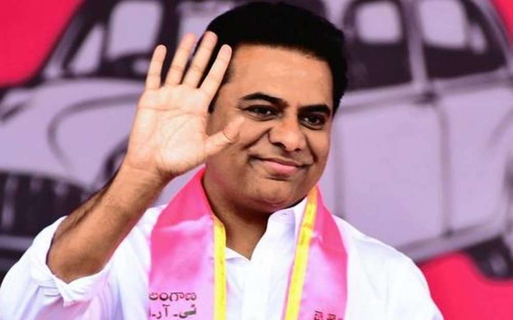 KTR inaugurates rooftop solar power system in MCRHRD Institute