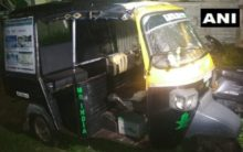Bhubaneswar: Auto driver injured after explosion in vehicle