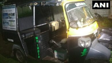 Photo of Bhubaneswar: Auto driver injured after explosion in vehicle