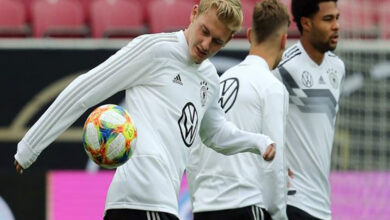 Photo of Mario Gotze says Julian Brandt is 'very, very good'