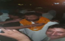 Bulandshahr violence accused get heroic welcome