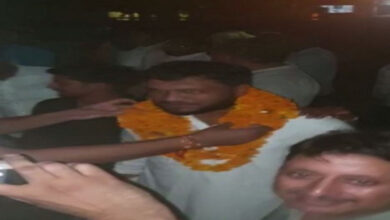 Photo of Bulandshahr violence accused get heroic welcome
