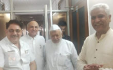 Bhagwat meets Jamiat Ulema-e-Hind chief Madani