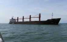 Cargo ship bound for Venezuela detained in Panama Canal