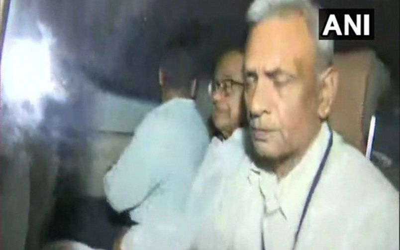 CBI takes Chidambaram into custody