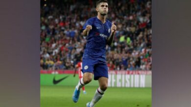Photo of Frank Lampard 'very impressed' with Christian Pulisic