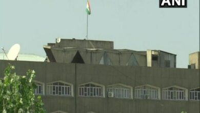 Photo of J-K: State flag removed from Civil Secretariat