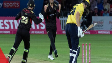 Photo of Colin Ackermann becomes first seven-wicket taker in T-20