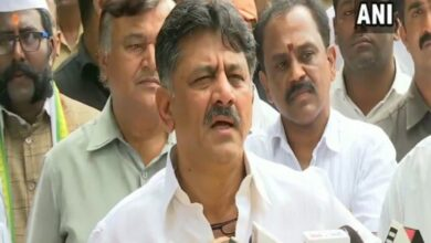 Photo of Will fight for justice, says DK Shivakumar