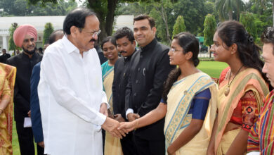 Photo of Vice president meet IFS