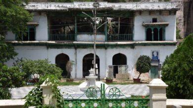 Photo of Hyderabad: Badshahi Ashoorkhana in the wreckage