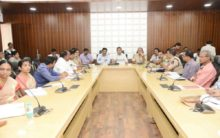 GHMC, police officials discuss Ganesh Immersion 2019