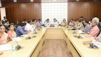 Photo of GHMC, police officials discuss Ganesh Immersion 2019