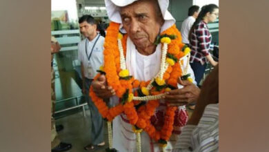 Photo of Padma Shri awardee Damodar Ganesh Bapat dies at 84