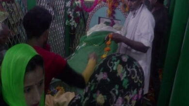 Photo of Aligarh: 750-year-old dargah remains a symbol of communal peace