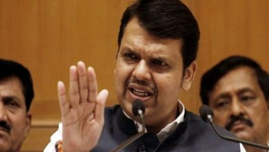 Photo of 'Laut Kar Aaunga': Fadnavis comeback promise going viral