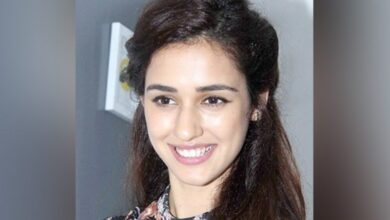Photo of Disha Patani confesses being a pet lover