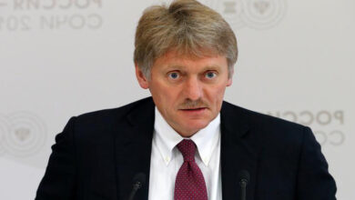 Photo of Kremlin defends 'justified' police response to protests