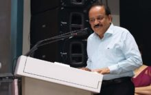 Need to take science and research to masses: Harsh Vardhan