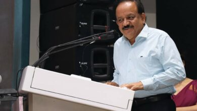Photo of Need to take science and research to masses: Harsh Vardhan