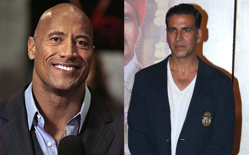 Dwayne leads Forbes' highest-paid actors list, Akshay in top