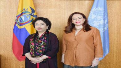 Photo of Pak UN envoy meets UNGA President, discusses Kashmir issue