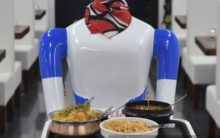 Robot Restaurant: 6 Robot team to serve food comes in this city