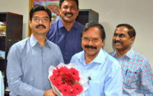 Yadagiri assumed charge as Executive director in TSRTC