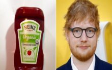 Heinz and Ed Sheeran collaborate for a noble cause