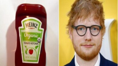 Photo of Heinz and Ed Sheeran collaborate for a noble cause