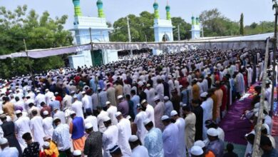 Photo of Eid-ul-Adha: Prayer timings at Eidgah Mir Alam, Madannapet