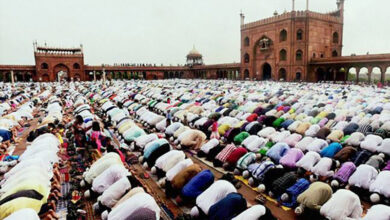 Photo of Eid, last Monday of 'Sawan' celebrated in Lucknow