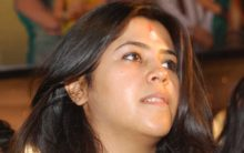 One country, one law needed for entire nation: Ekta Kapoor