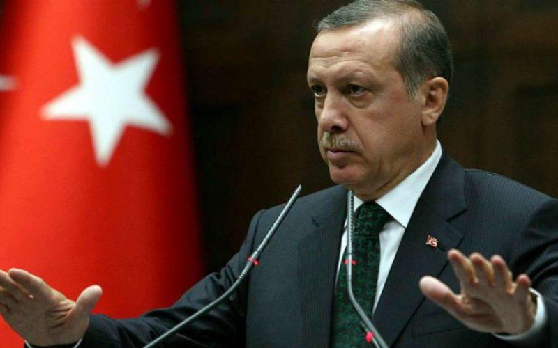 UEFA Turkey probe is 'discrimination': Erdogan