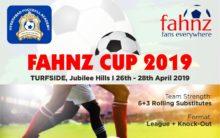 Fahnz – a platform for football talent recognition