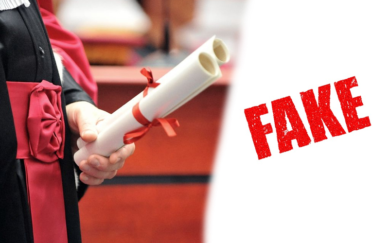 Fake degrees rampant in private college lecturers' appointments