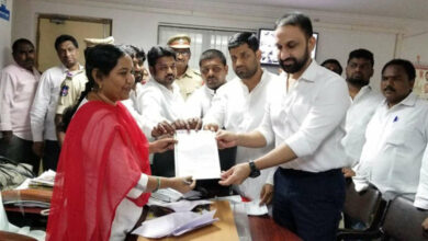 Photo of Congress registers protest against school demolition