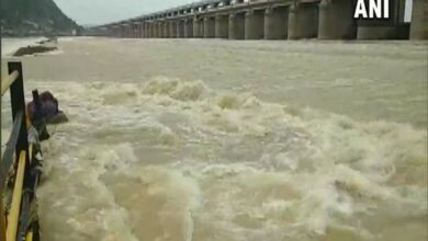 Photo of Krishna River: Second-level warning continues, Godavari stable