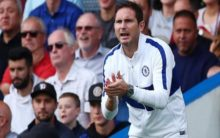 My job is to win matches: Frank Lampard