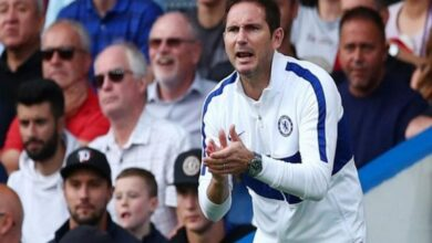 Photo of My job is to win matches: Frank Lampard