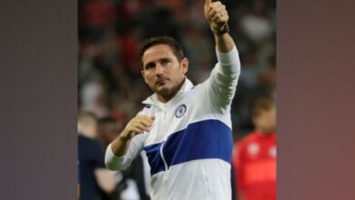 Photo of Always knew Frank Lampard would be a manager: Carlton Cole